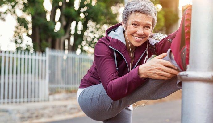 menopausa ginnastica