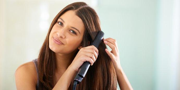 piastre per capelli materiali
