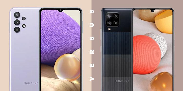 Galaxy A32 5G vs Galaxy A42 5G