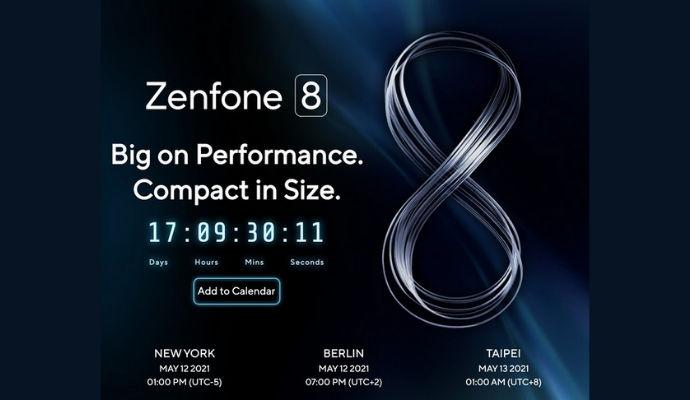 ASUS ZenFone 8