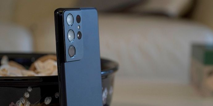 Galaxy S21 Ultra recensione