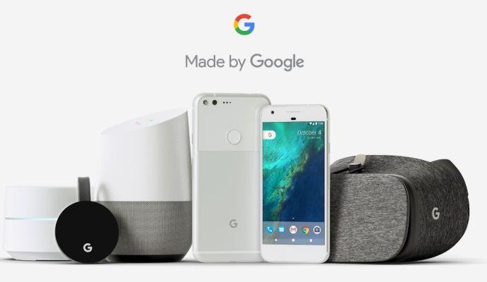 Google prodotti