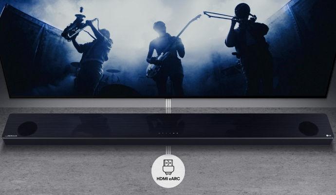 LG soundbar 2021