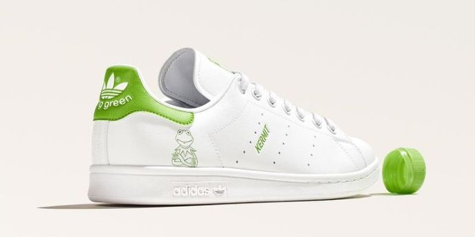 adidas stan smith eco kermit