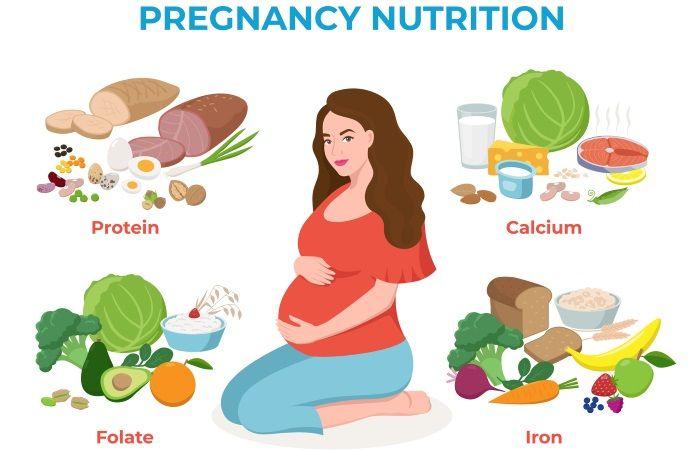 cibi da assumere in gravidanza