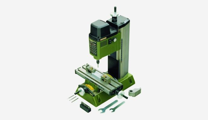 fresa verticale Proxxon MF 70