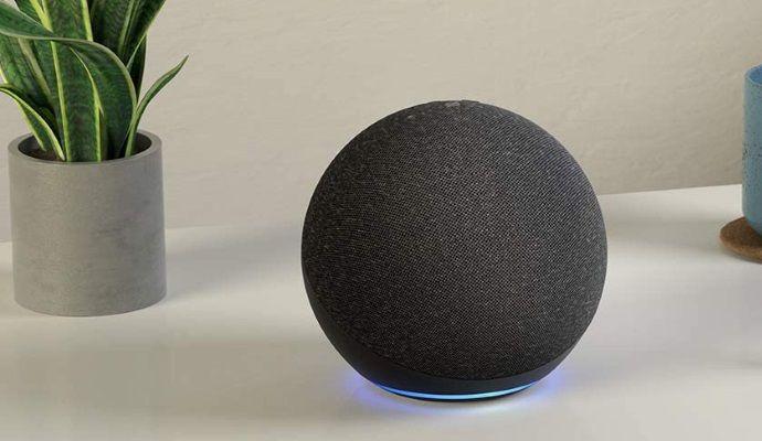 Amazon Echo Dot Quarta Generazione