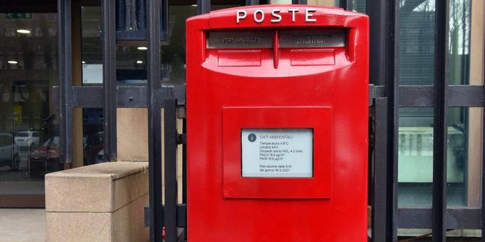 Cassetta postale smart