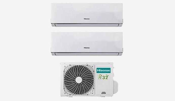 Hisense 2AMW42U4RRA + split New Comfort