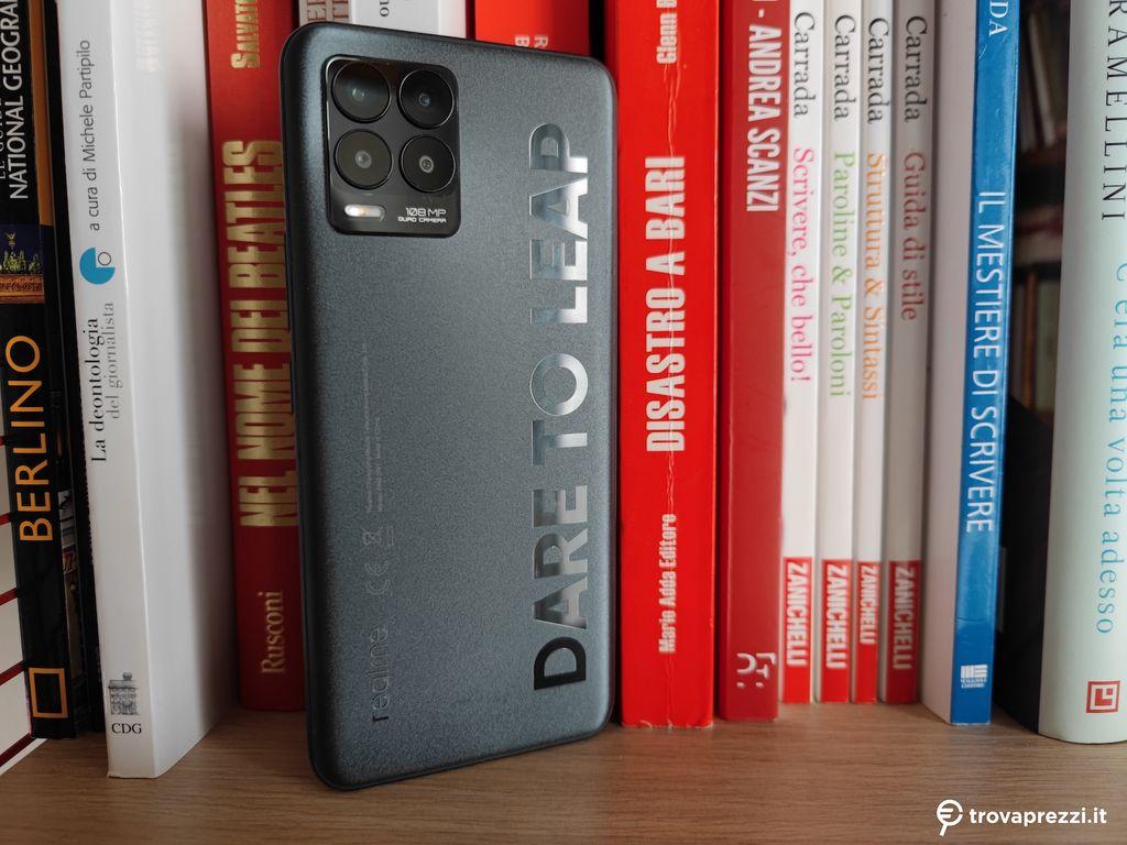 Realme 8 Pro back cover