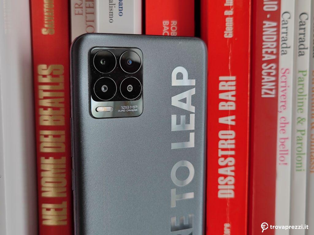 Realme 8 Pro fotocamera