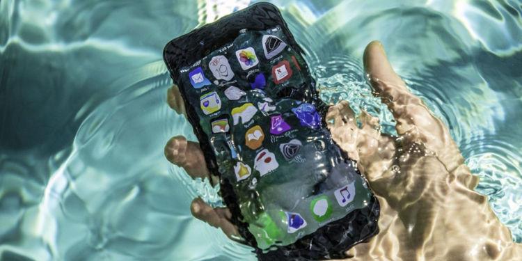 Smartphone impermeabili