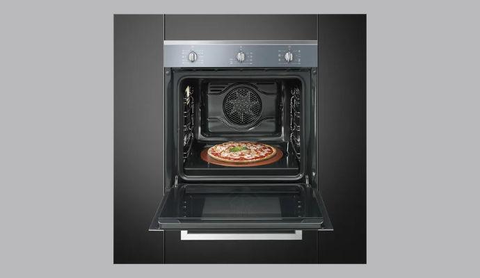 Forno con funzione pizza Smeg SF64M3PZS