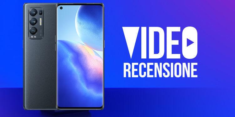 Videorecensione OPPO Find X3 Neo