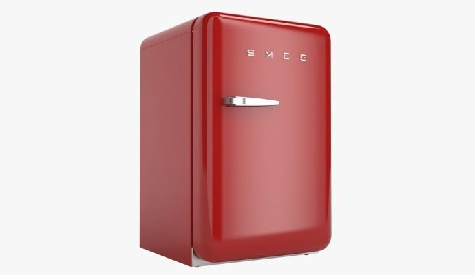 frigorifero mini Smeg FAB10 anni 50