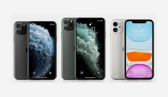 iPhone 11 iPhone 11 Pro e iPhone 11 Pro Max