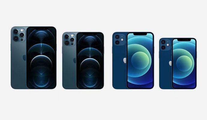 iPhone 12 pro max iPhone 12 Pro iPhone 12 iPhone 12 mini