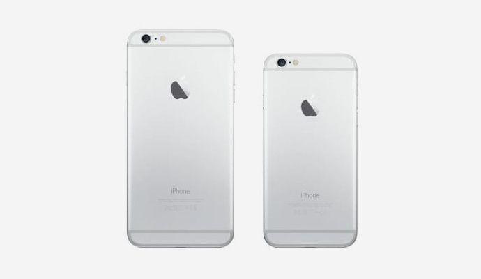 iPhone 6 Plus e iPhone 6