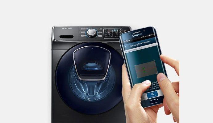 lavatrice smart Samsung WF16J6500EV
