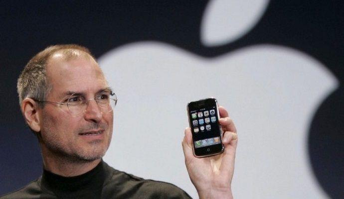 primo iPhone 2007