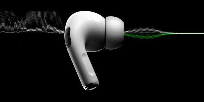 apple airpods pro monitoraggio salute