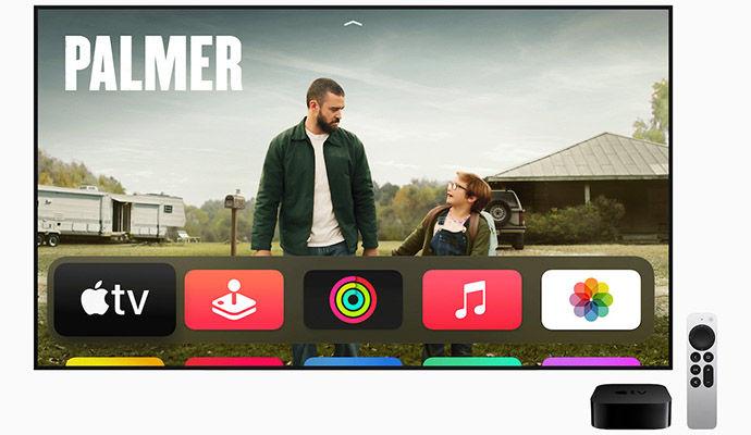 apple tv 4k streaming film