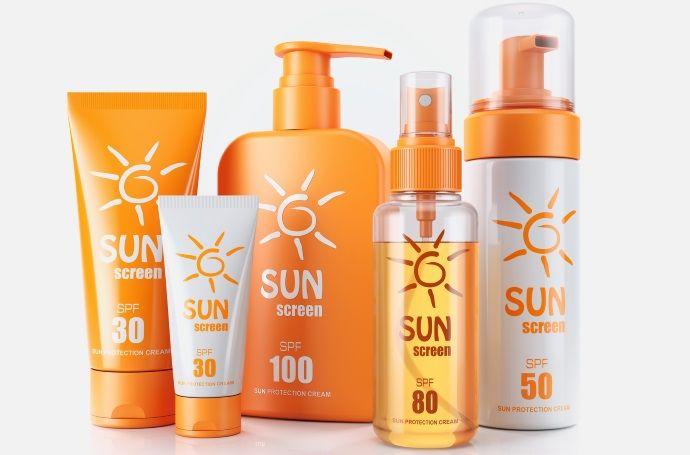 creme solari e fattore di protezione solare