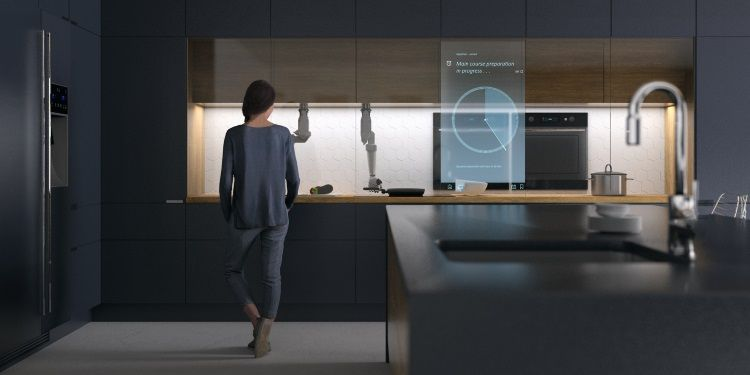 elettrodomestici per cucina hi tech