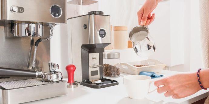 macchine da caffe con funzione capuccino
