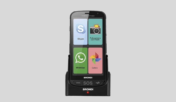 Brondi Amico Smartphone Plus
