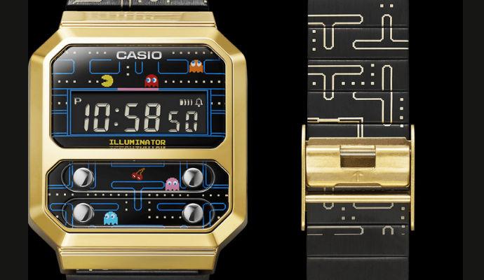 Casio Pac Man