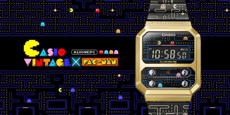 Orologio Casio Pac Man