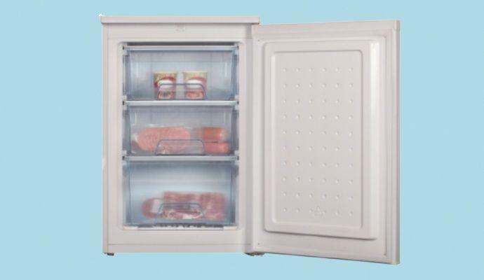 Congelatore verticale Comfee RCU119WH1
