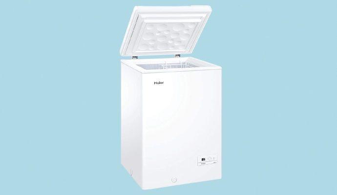 Congelatore Haier HCE103F