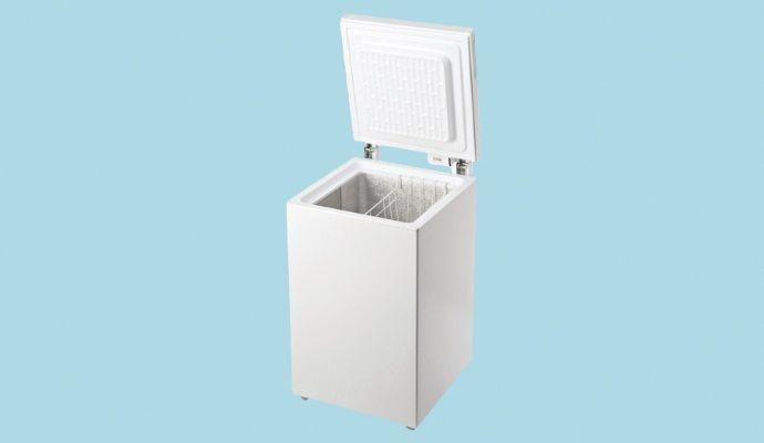 Congelatore a pozzo Indesit OS 1A 100
