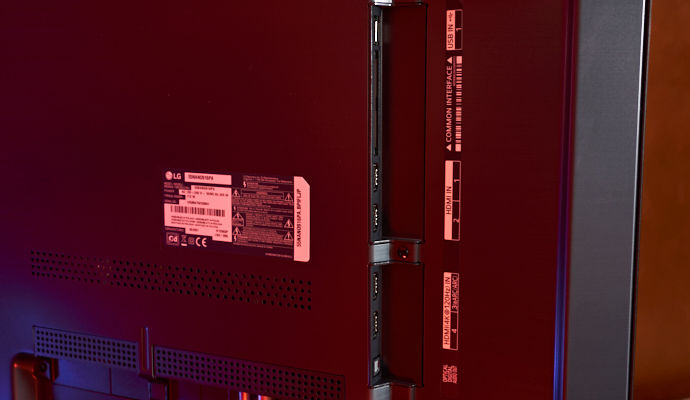 Ingressi LG Nano91