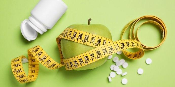 Integratori per controllo del peso