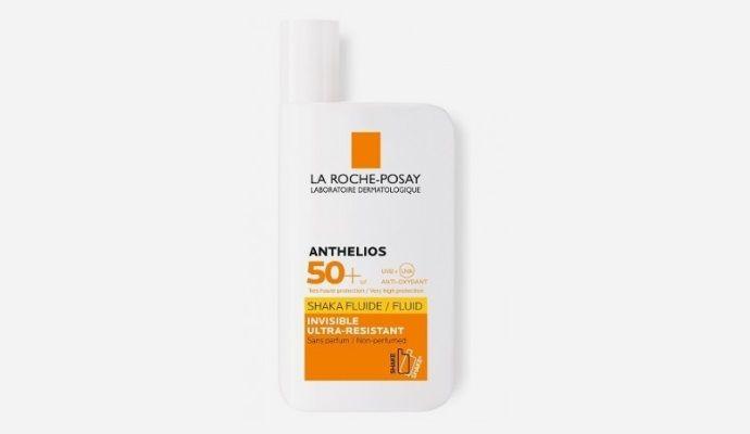 La Roche Posay Anthelios Shaka Fluido Ultra Resistente Senza Profumo SPF50+