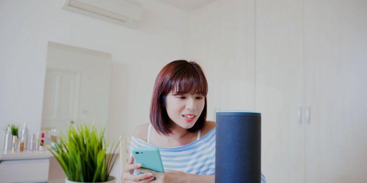 climatizzaori con controllo vocale