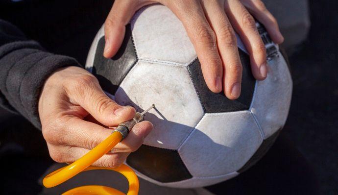 compressore aria per gonfiare i palloni