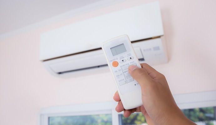 condizionatore temperatura corretta