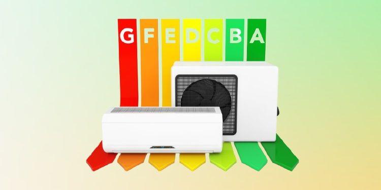 etichetta energetica condizionatori