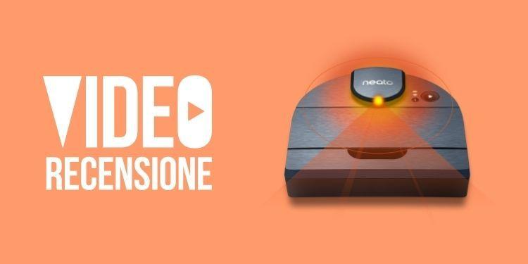 videorecensione neato d8