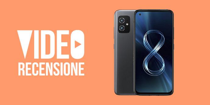 Asus Zenfone 8 videorecensione