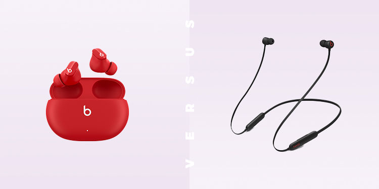Beats Flex vs Studio Buds