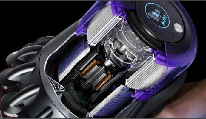 Dyson V11 motore