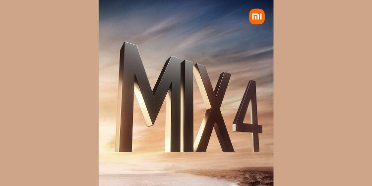 Mi Mix 4 data
