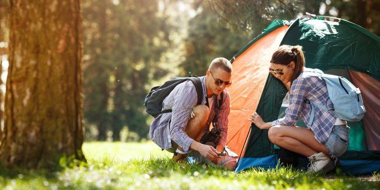 gadget tech per campeggio