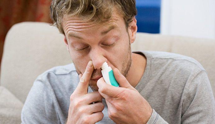 spray nasale decongestionante quando usarlo