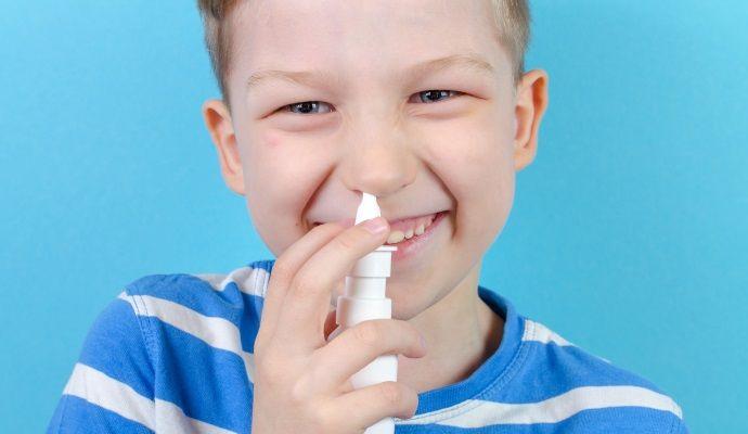 spray nasali decongestionanti per bambini